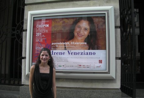 "Festival ""Chopin and his Europe"", Varsavia 2011"